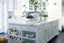 Hampton's Inspired Kitchens / A collection of kitchens Inspired by the Style Capital of America, The Hampton's