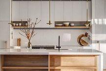 Wood kitchens