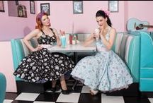 Hell Bunny Retro Collection / Hell Bunny is a retro alternative women's fashion brand. Shop the 1950's style dresses on our website and get that unique retro look at an affordable price.
