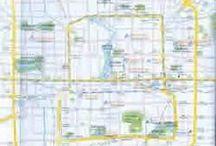 Maps of Beijing