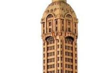 Singer Building, NYC