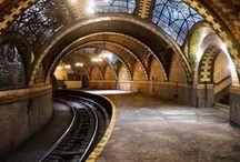 City Hall Station, NYC subway