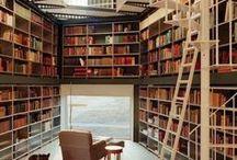 Library, Bookshop
