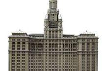 Municipal Building, NYC