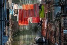 Laundry, Clothesline