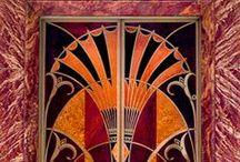 Art Deco details