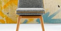 Refresh! / Re-upholster your well loved furniture.