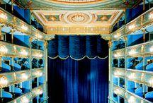 Theatre/Cinema Interior
