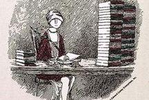 Books, Literature