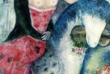 Chagall / by Julee Montoya