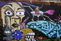 Graffiti / Graffiti images from around the world.