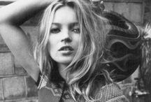 Inspiration ~ Kate Moss