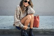 Boot Season / Boots are not just a winter shoe! Take this hot inspiration to try boots all year round.