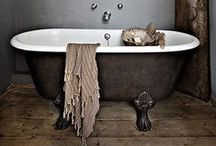 TUBS / So many tubs to wash away the stress of the day.... / by Wendy Clarke / Unique Design Resource
