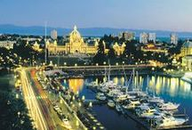 Beautiful Victoria, BC / Victoria is the capital of British Columbia and second largest city on Canada's west coast.  It`s an international tourist destination known for its year-round moderate climate, beauty and spectacular natural scenery.