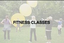 System Fitness Classes / Whether you're looking for aerobics, Pilates, or yoga, System Fitness offers a variety of group workout classes for all your fitness needs.