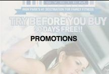 System Fitness Offers / Take advantage of promotional offers from our gym! #GetFitWithSystem