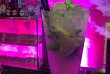 Para beber en Temple Asian Lounge / Deléitate con nuestros envolventes y refrescantes sabores.