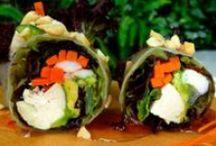 Sushi - Rolls en Temple Asian Lounge