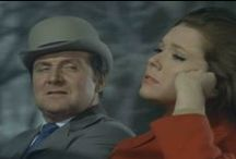 The Avengers / Chapeau melon & bottes de cuir / John Steed, Cathy Gale, Emma Peel & Tara King
