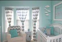 Pokój dla dziecka / Pomysły na urządzenie pokoju dla dziecka.