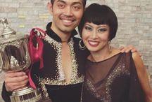 CHIAKI & MASAKI SEKO / Professional ballroom Dancer from Japan.