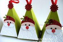 christmas crafts santa claus