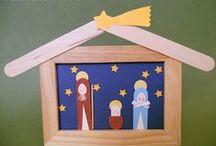 christmas crafts nativity