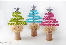 christmas crafts tree