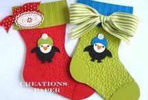 christmas craft socks