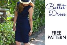 Free Patterns / All kinds of sewing patterns that you can download for FREE!