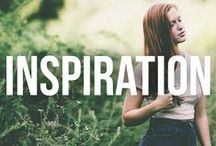 the Lala Inspiration Board / Images the inspire us on the Lala.