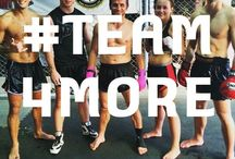 Are You Part of Team 4More? / Showcase your own style and still be part of a team. See how Team 4More members make 4More their own.