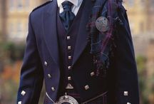 Scottish Dress men / The Kilt