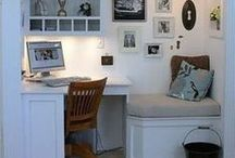 Office Decor / Office Space Inspiration