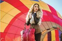 Fall Collection 2016 / Tsonga Fall Collection 2016 - Footwear and Handbags