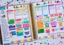 Bullet journal / kalenteri
