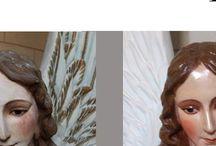 #Restauraciones Lga / La pasión por el arte inspira a restaurar