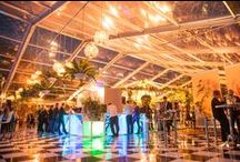 Glass Marquee Botanical Opulence