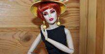 Dolls / Oblečení na panenku Nancy a Tonner