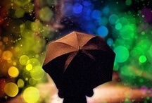 Umbrella Pictures/art / I love pictures with umbrella because it reminds me of a memory that I have ..