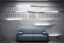 Concrete with Metal / Metal is effectively and economically used in concrete where unprotected reinforcement will not have adequate durability.Concrete with metal is a very stable combination. These concrete panels can be used for cladding floors and encasements. #Architects #interiordesigners #industrialdesigners #landscapedesigners #contractors #builders #homebuilders #UnitedKingdom #Dubai #Kuwait
