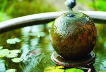 Fountains Ponds & Waterfeatures / by Kathy Roesler