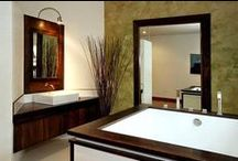 Bathroom Design / Browse photos of bathrooms and find ideas for remodeling your vanity, bathtub, bath sink and shower.