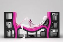 Crazy furniture / by Chris Kelz