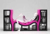 Crazy furniture / by Chris Kelz