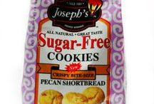 Joseph's Sugar Free / Some products made by Joseph's Sugar Free and some healthy recipes.