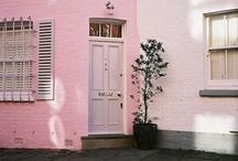 Welcome / Entry ways & Outdoor Spaces