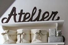 Atelier / There the magic begins...