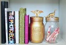 DIY Subscription Box / Creative crafts created by members of the Darby Smart TO DIY FOR subscription box. Get inspired with a monthly box full of chic supplies for delightfully stylish projects.
